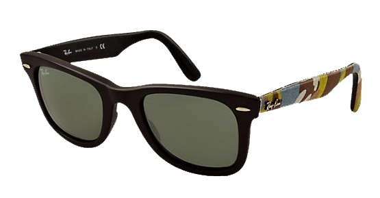 Ray Ban Waferer Camo
