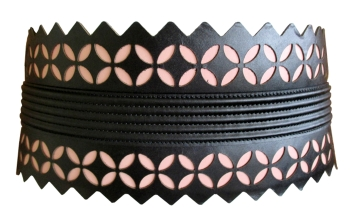 Azzedine Alaia corset belt