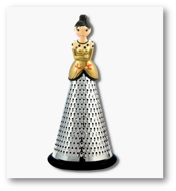 Ma Dame grater