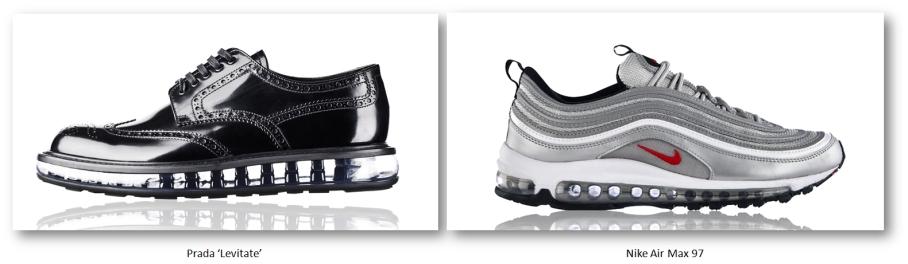 Prada Vs Nike