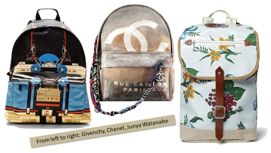 Backpacks SS 2014