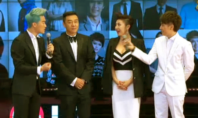 Li Teng, Guo Liang, Quan Yifeng, Desmond Koh