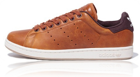 Stan Smith 2 Mahagony 1a