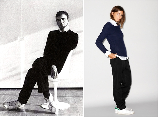 phoebe philo stan smith