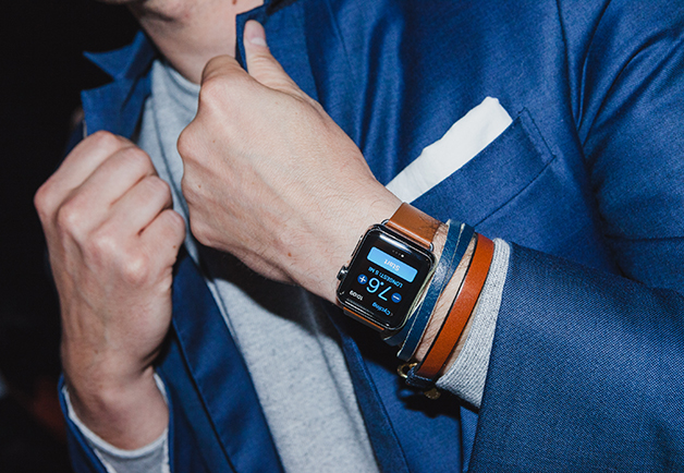 Apple Watch GQ