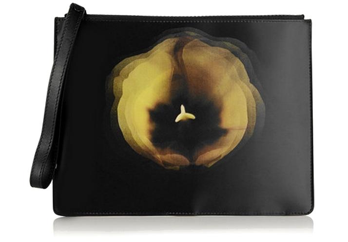 Christopher Kane tulip clutch