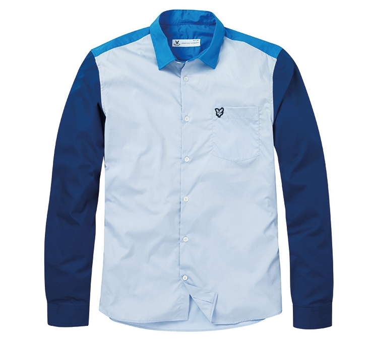 Lyle & Scott X Jonathan Saunders FW 2014 Shirt