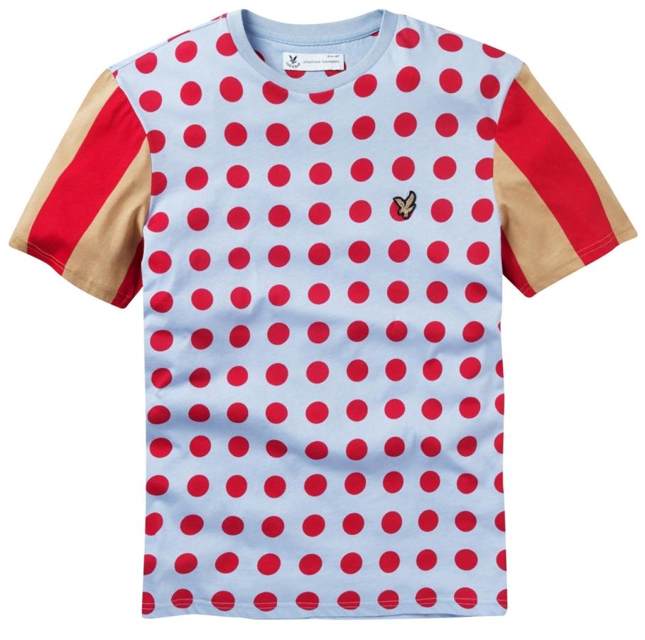 Lyle & Scott X Jonathan Saunders FW 2014 T-Shirt