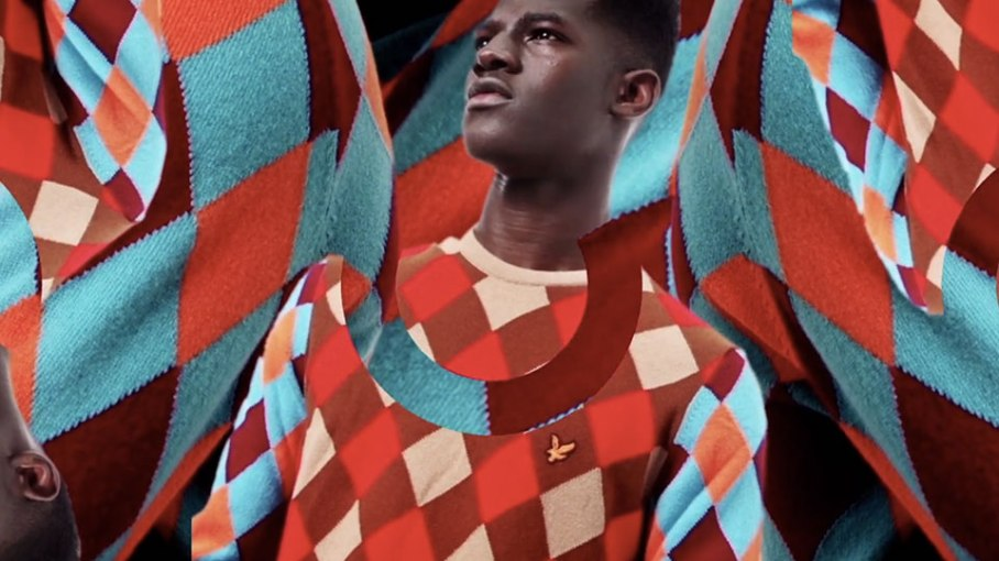 Lyle & Scott X Jonathan Saunders video