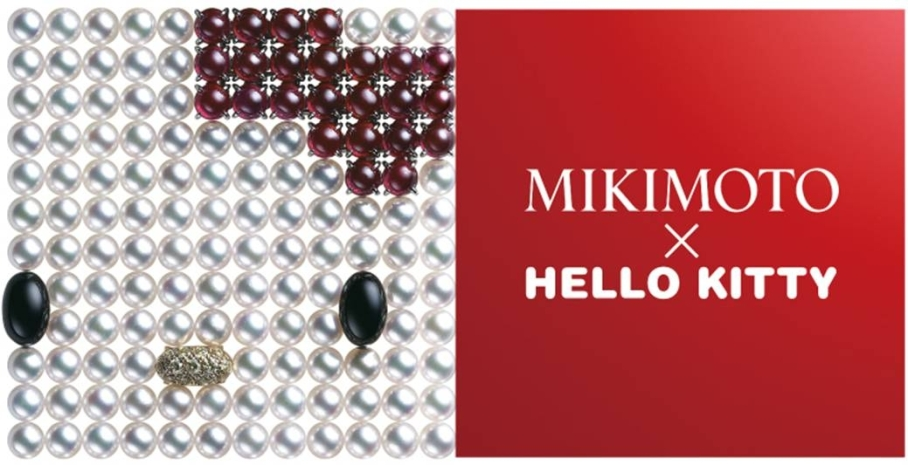 Mikimoto X Hello Kitty