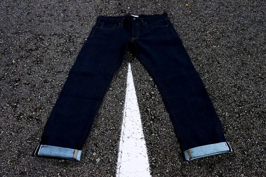 c595099da4e Uniqlo men s denim jeans