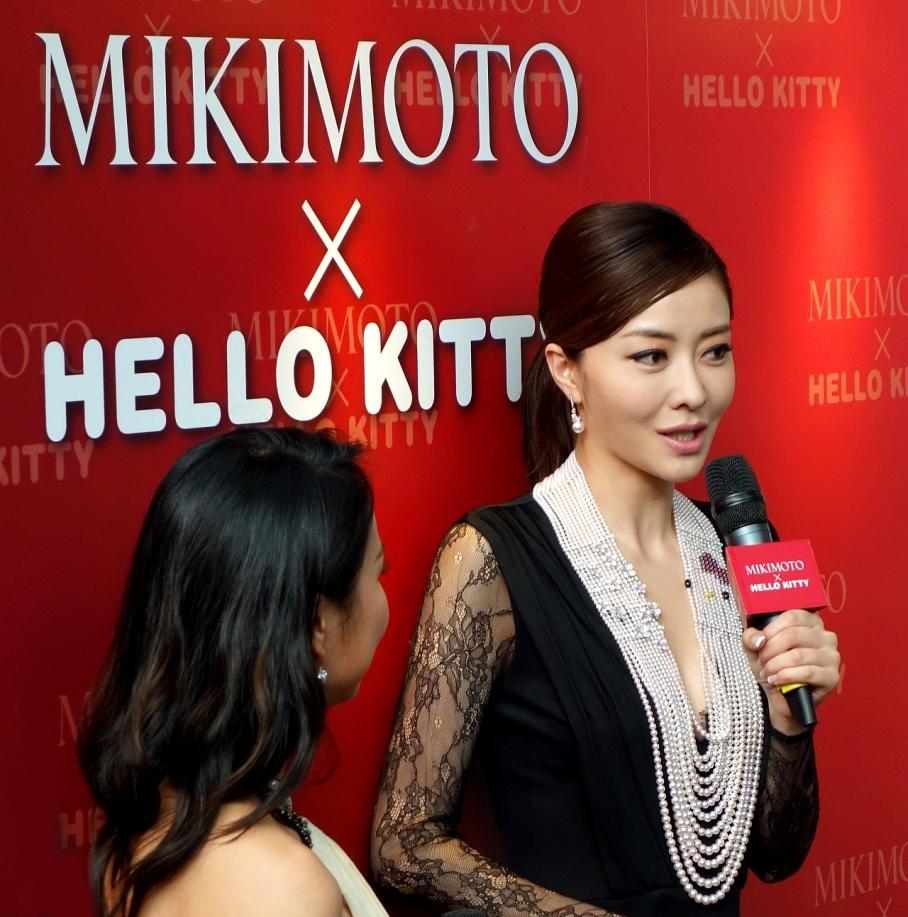Xiong Dailin @ Mikimoto