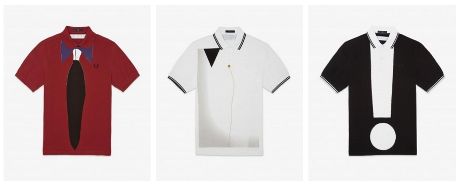 Fred Perry X Gary Hume