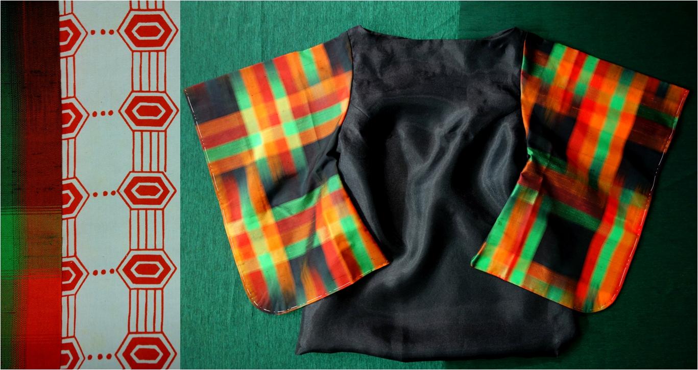 LL X Kimono Kollab blouse