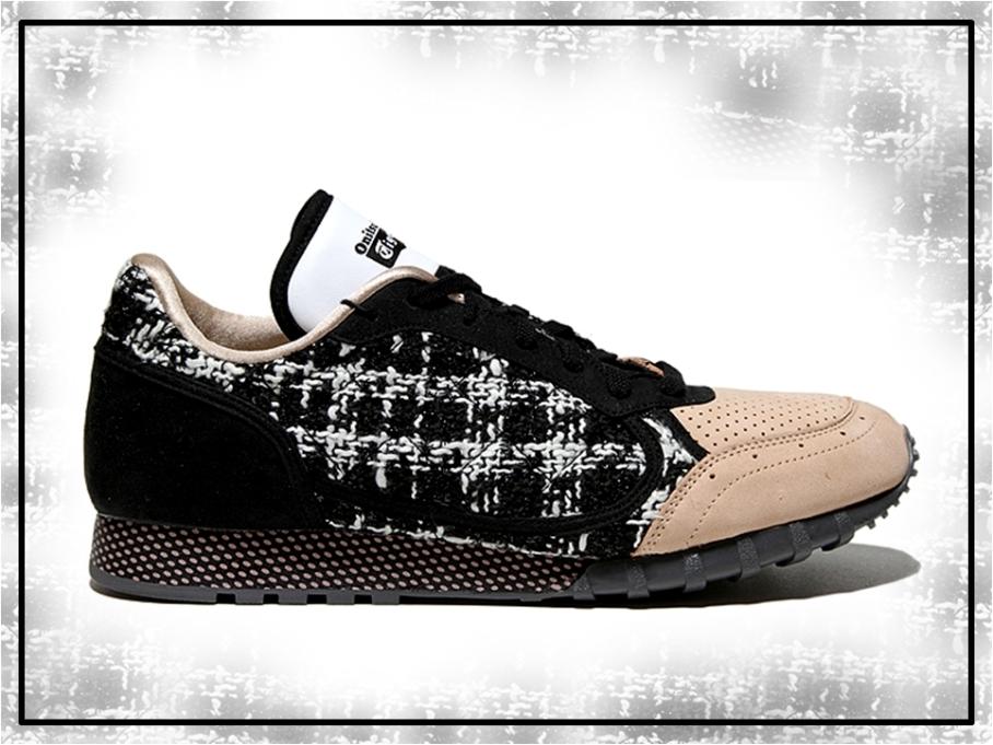 OT X AP AW 2014 tweed shoe