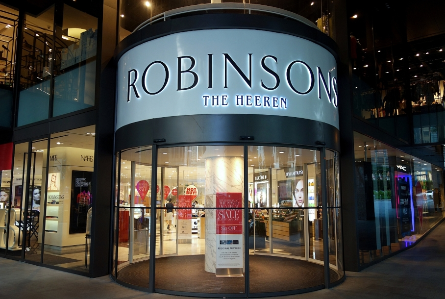 Robinsons The Heeren