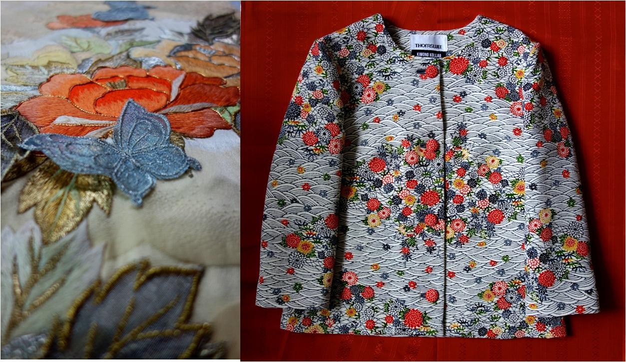 TW Kimono Kollab jacket