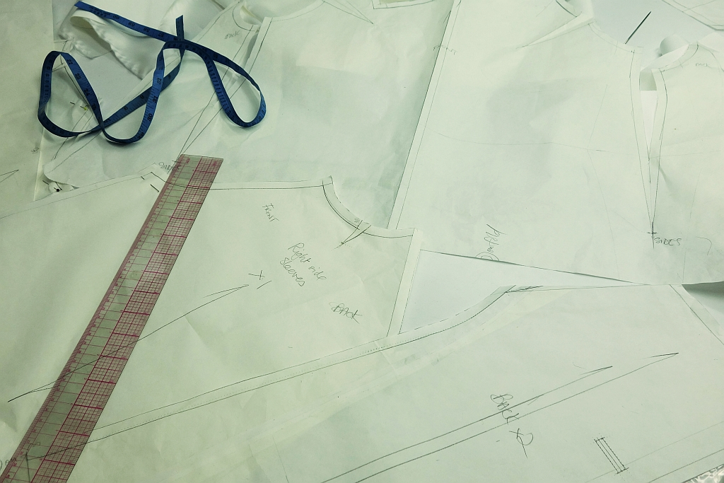 TW paper patterns SS 2015