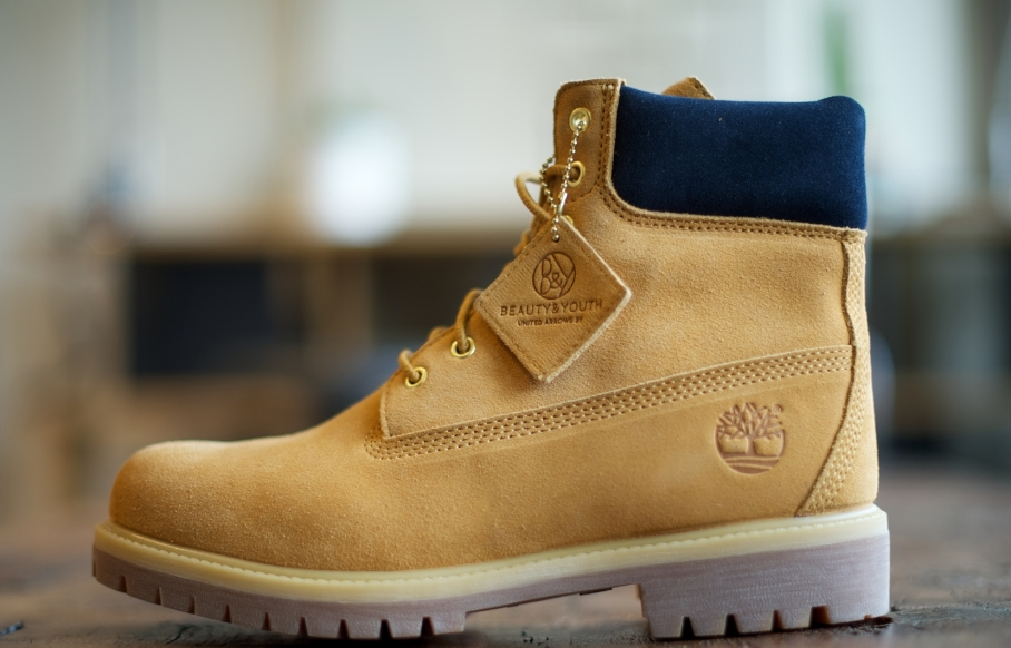 """Timberland x United Arrows Beauty & Youth Premium 6"""" Boot"""