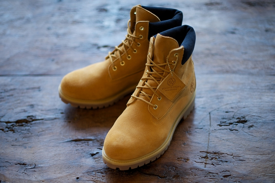 """Timberland x United Arrows Beauty & Youth Premium 6"""" Boots"""