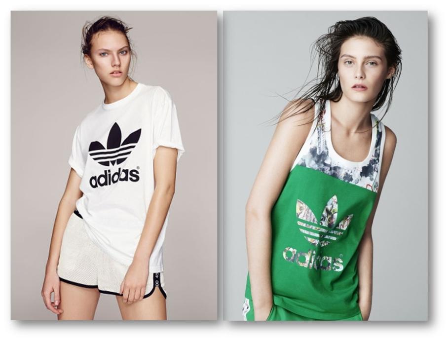 Adidas X Topshop 2015 + 2014