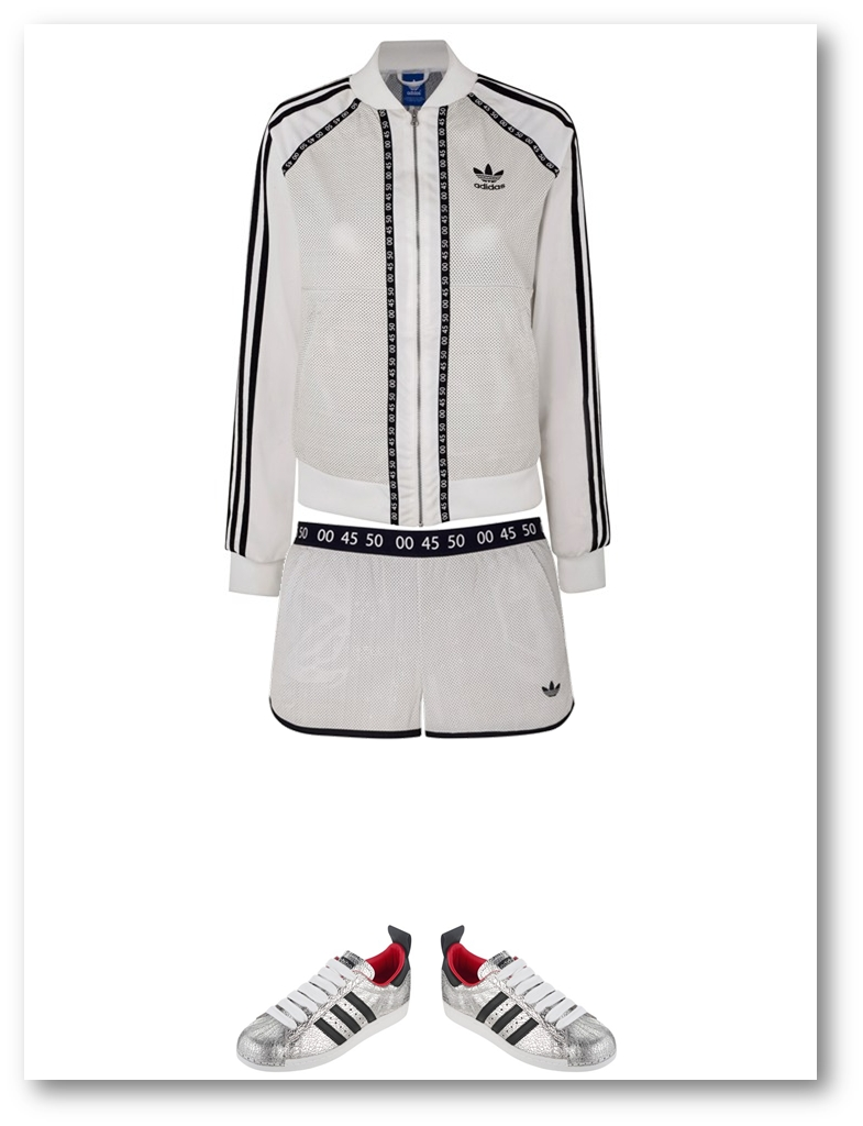 Adidas X Topshop 2015