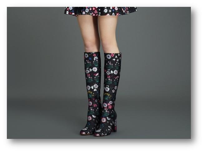 Valentino pre-Fall boot