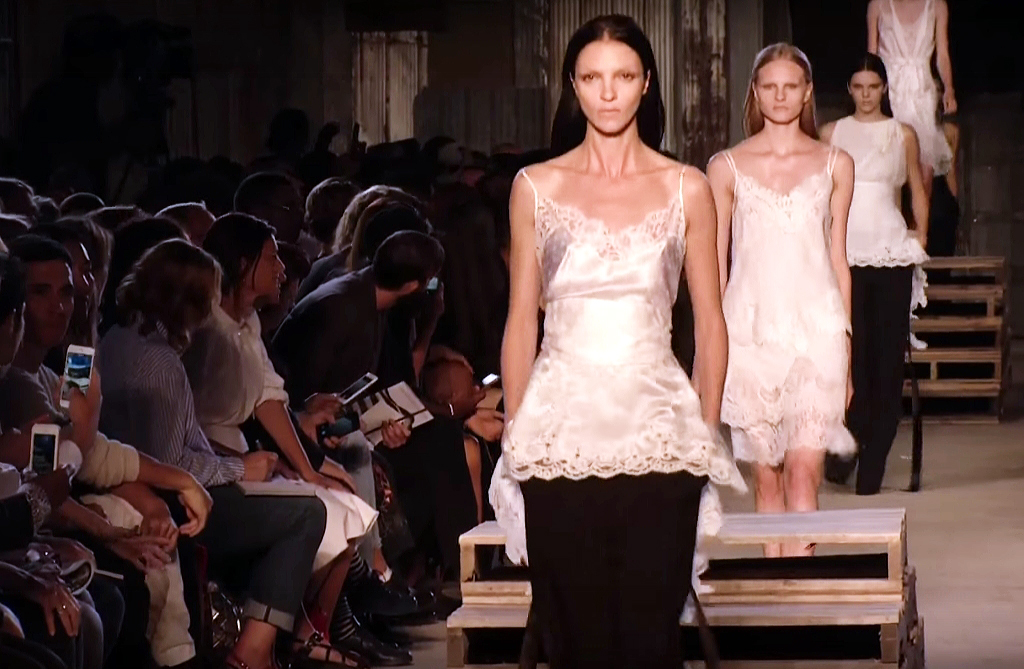 Givenchy SS 2015 Pic 1
