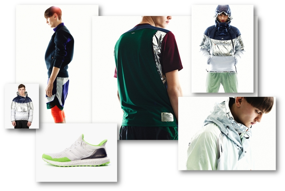 Kolor X Adidas AW 2015