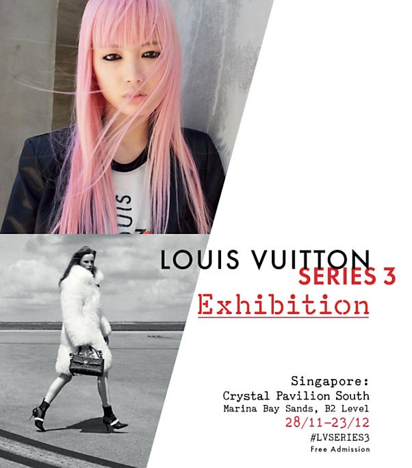 LV Series 3 publicity poster