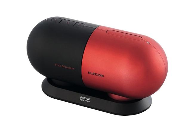 Elecom Bluetooth Capsule Speakers