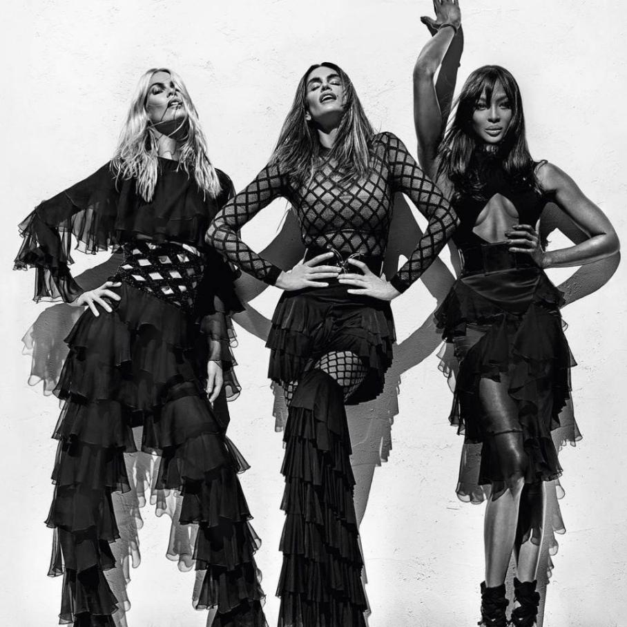 Claudia, Cindy & Naomi