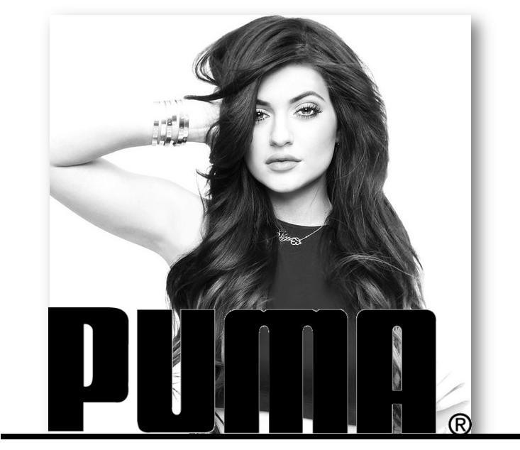 Kylie X Puma