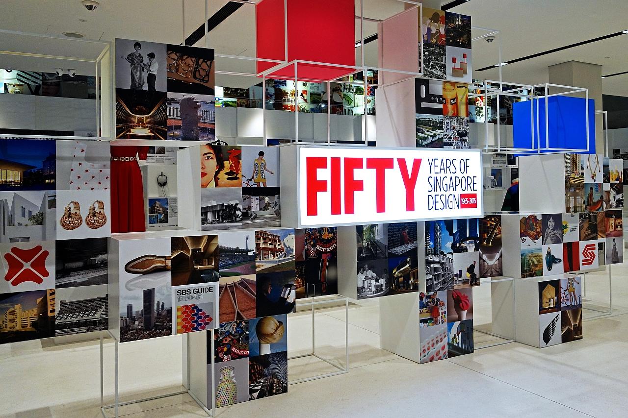 50 Yrs of SG Design Pic 1