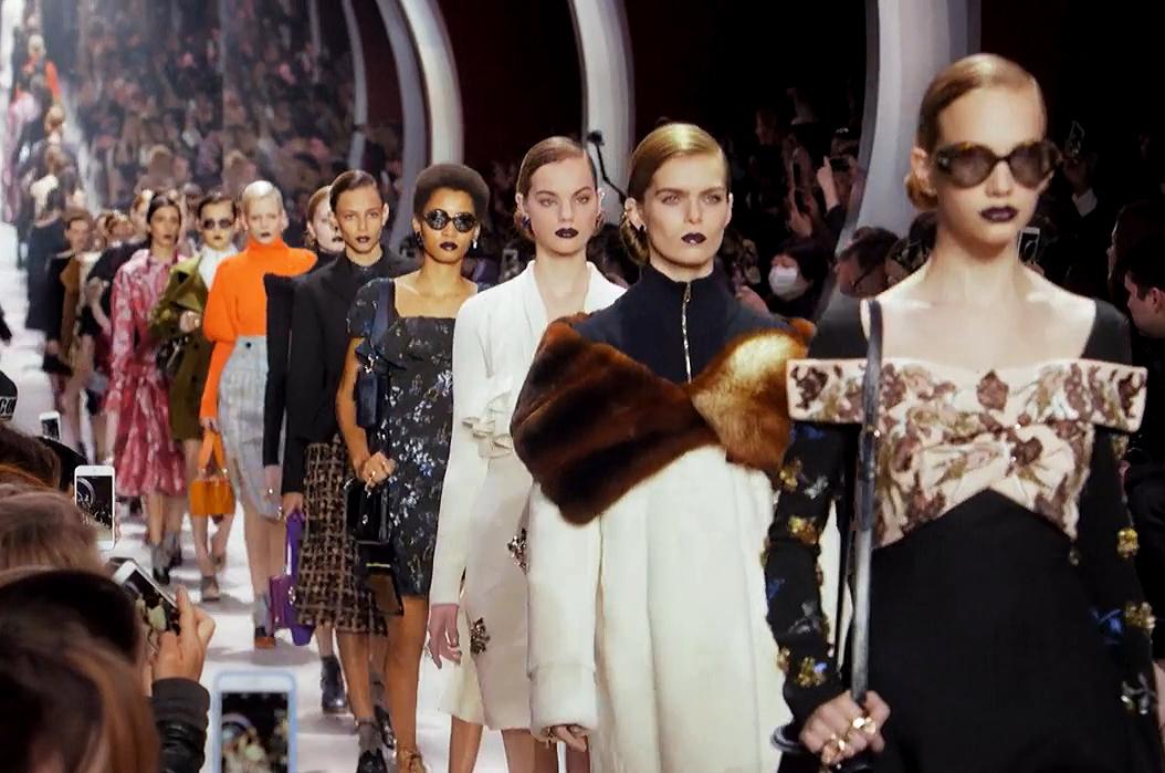 Dior AW 2016 finale