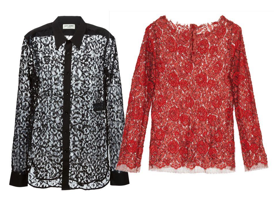 Lace shirts 2