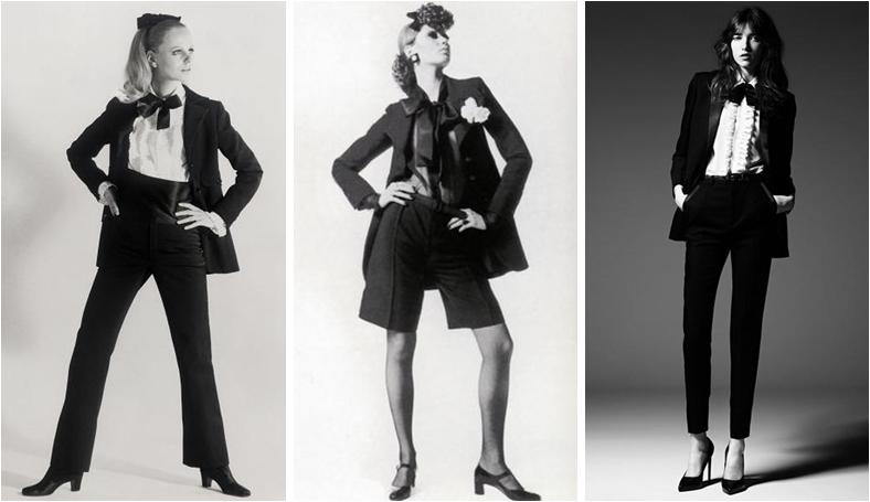 YSL thru the ages