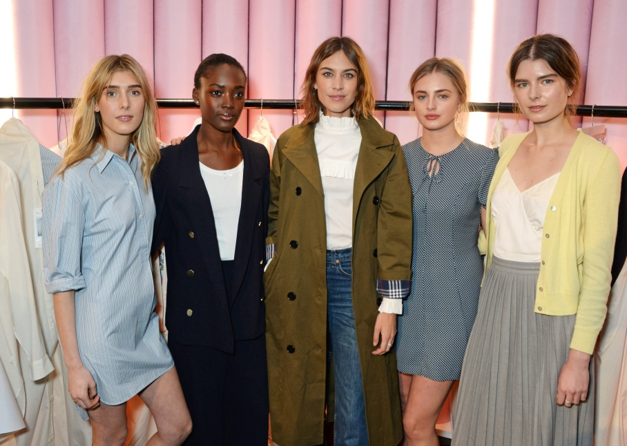 Marks & Spencer Celebrates A Unique Collaboration With Style Icon Alexa Chung