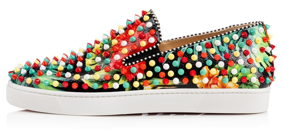 Christian Louboutin Roller-Boat
