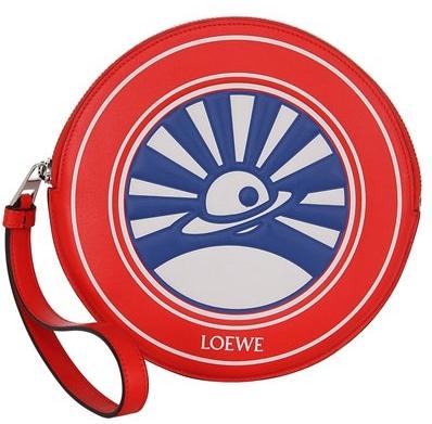 Loewe round pouch