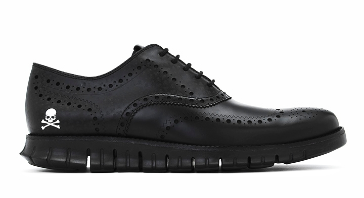 Cole Haan X Mastermind Japan SS 2016 Wing Oxford