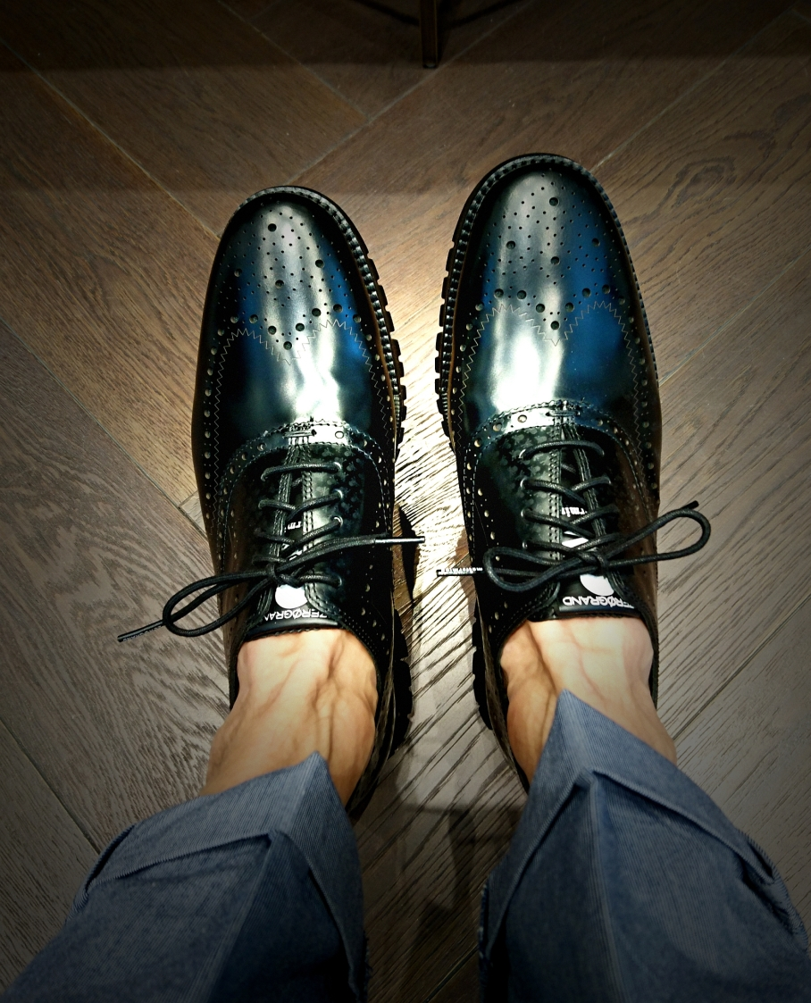 Cole Haan X Mastermind Japan SS 2016