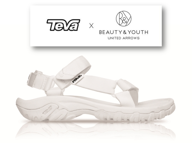 Teva X Beauty & Youth river sandals pic 2