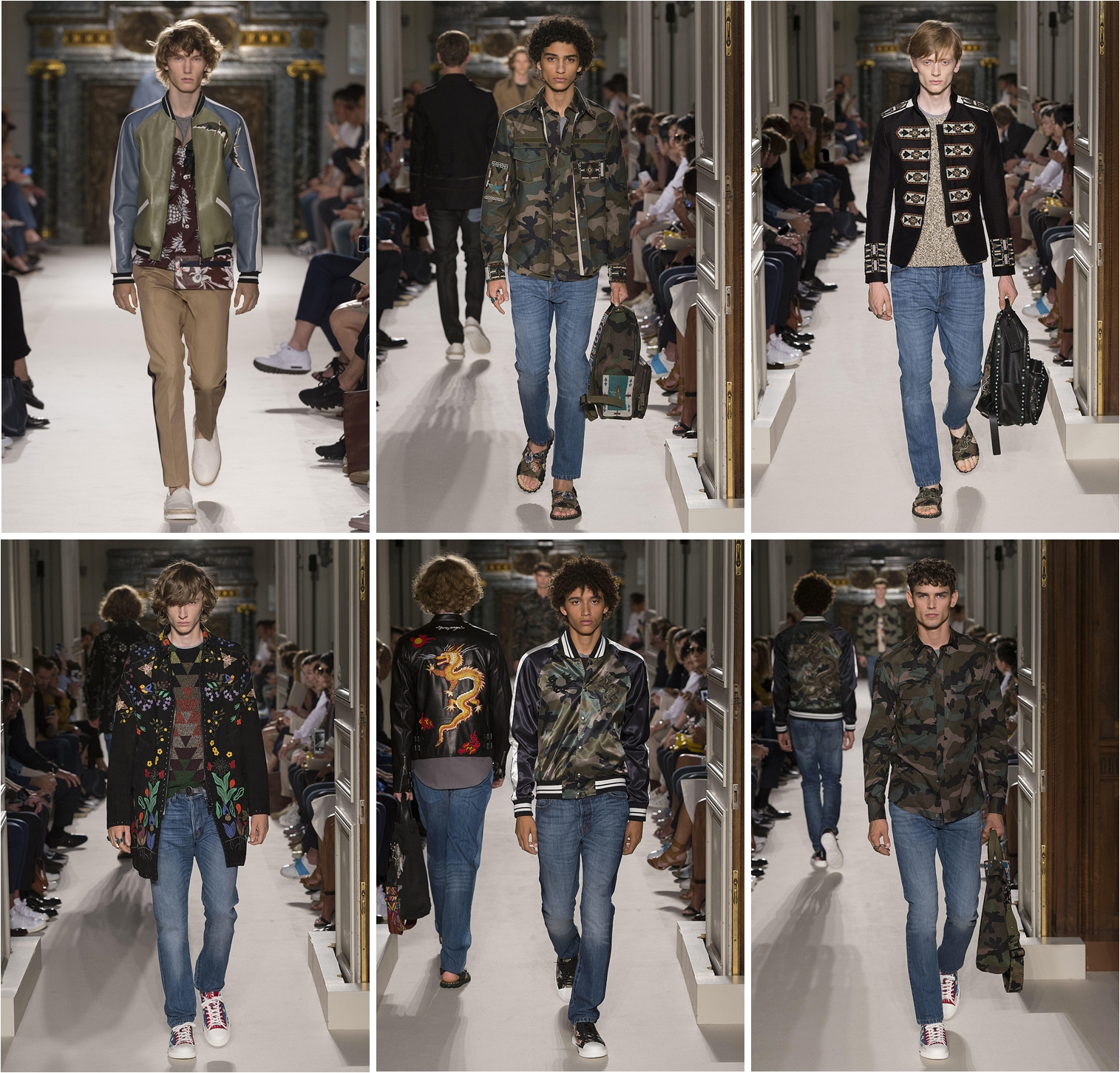Valentino Homme SS 2016