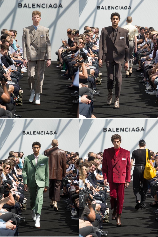 Balenciaga Men SS 2017 Pic 2