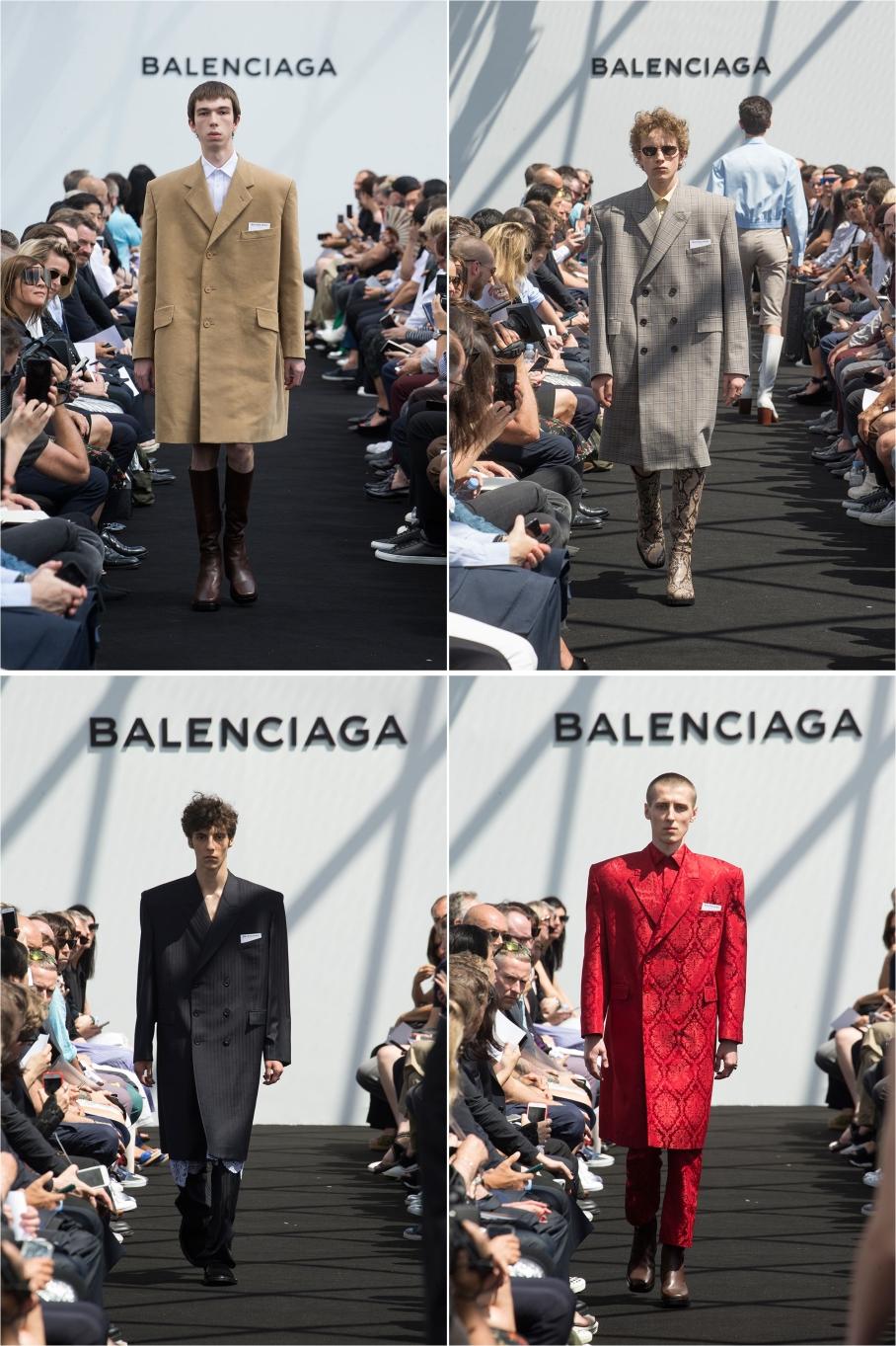 Balenciaga Men SS 2017 Pic 3