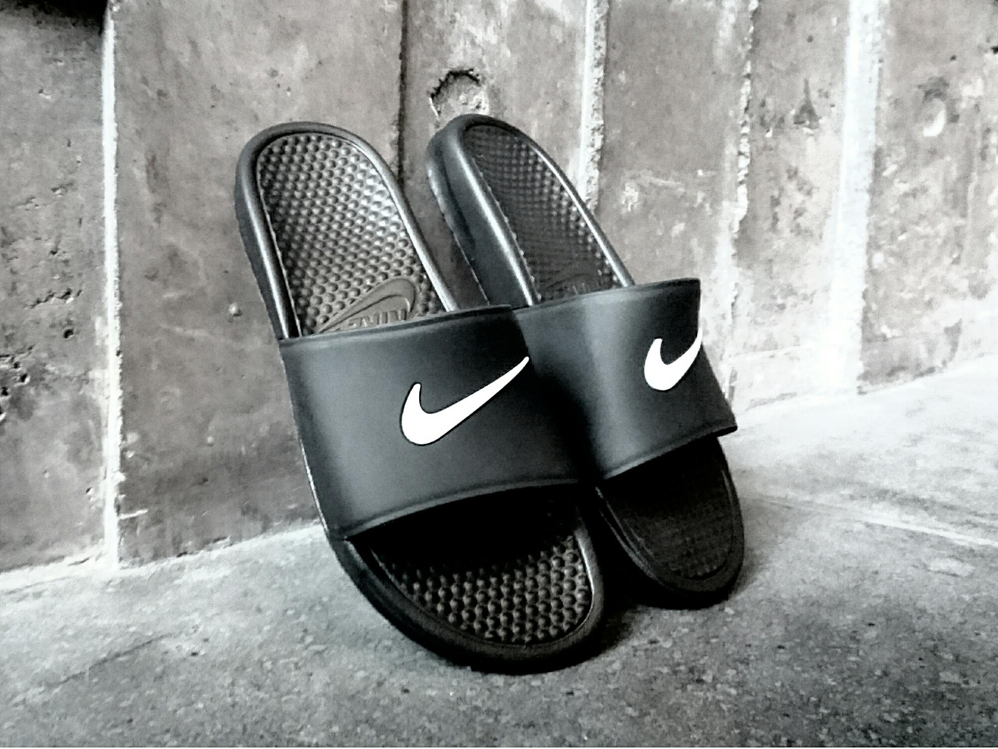 size 40 ad920 6b7e2 image. In the Benassi, Nike ...