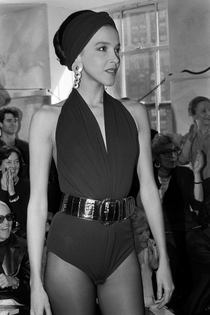 Donna Karan bodysuit