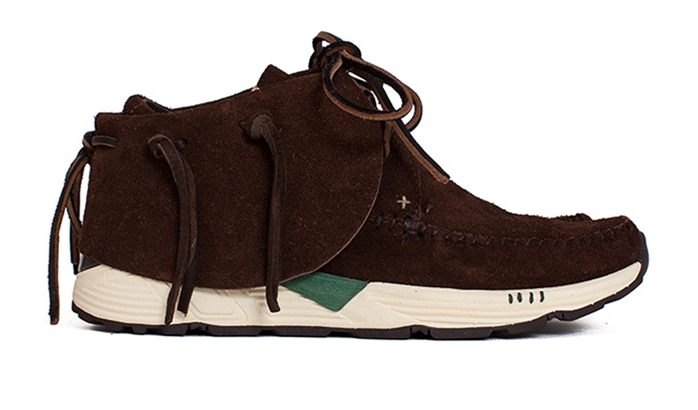 Visvim FBT Prime Brown