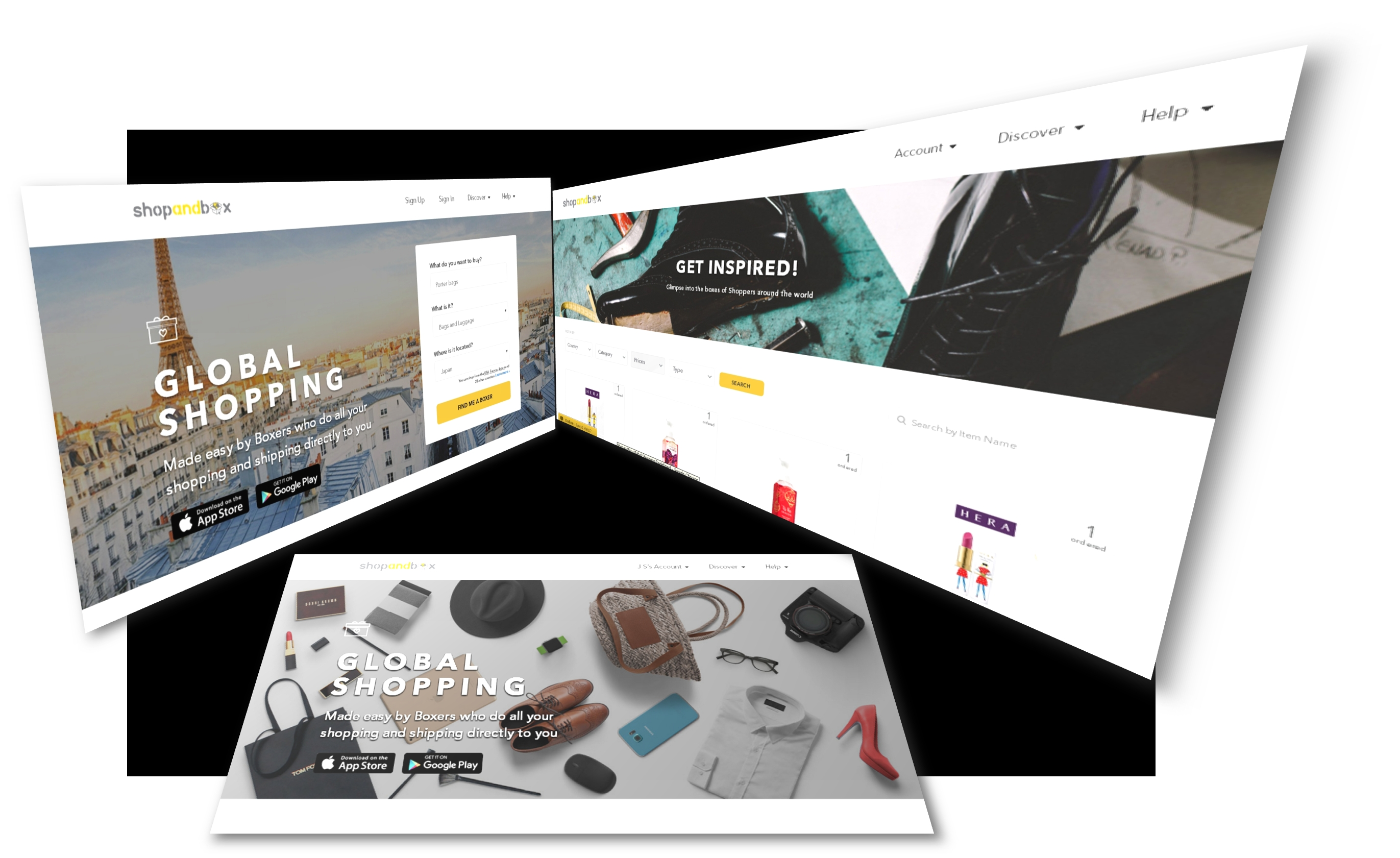 shopandbox-pages